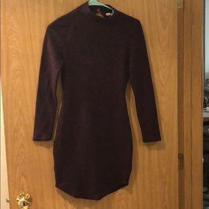 Sweater dress!